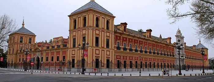 Palace of San Telmo is one of 101 cosas que ver en Andalucía antes de morir.