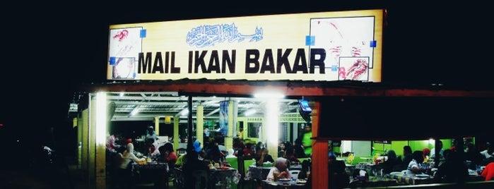 Mail Ikan Bakar is one of Makan @ Pahang #1.