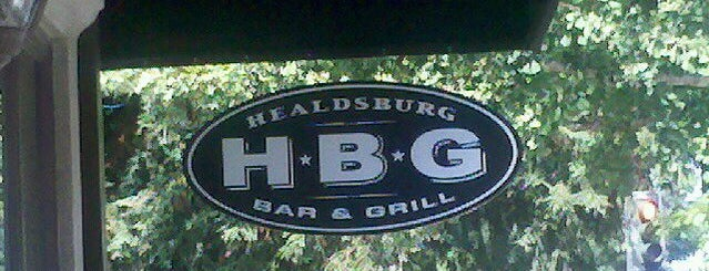 Healdsburg Bar & Grill is one of Best Places to Check out in United States Pt 5.