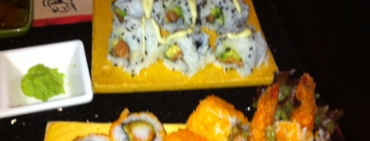 Sumo Sushi & Grill is one of My favorites in Amsterdam.