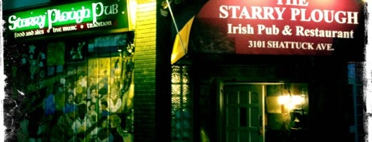 Starry Plough Pub is one of Berkeley to-dos.