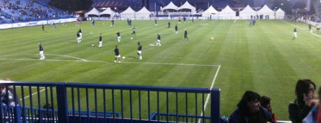 Stade Saputo is one of MLS Stadiums.