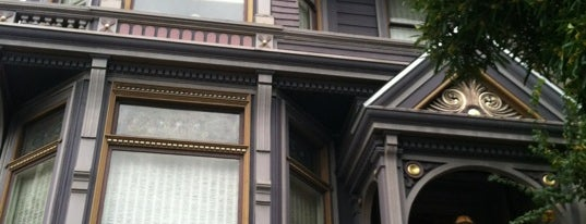 The Grateful Dead House is one of Haight-Ashbury.