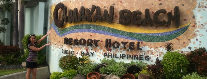 Camayan Beach Resort is one of Tours outside MANILA!.
