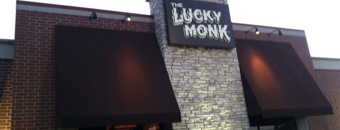 The Lucky Monk is one of Because Beer..