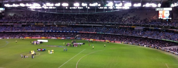 Docklands Stadium is one of Best Stadiums.