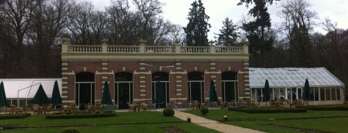 Groot Warnsborn Landgoed Hotel & Restaurant & Oranjerie is one of Dinnercheque top lokaties.