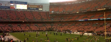 FirstEnergy Stadium, Home of the Cleveland Browns is one of Top Picks for Sports Stadiums/Fields/Arenas.
