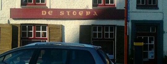 De Stoepa is one of Top 10 restaurants when money is no object.