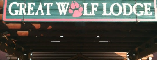Great Wolf Lodge is one of Pocono Mountains Lodge.