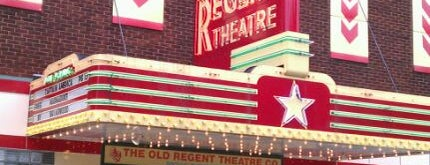 Regent Theater is one of Guide to Allegan's best spots.