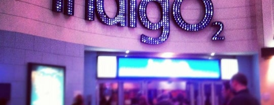 Indigo at The O2 is one of London - Live Music Venues.