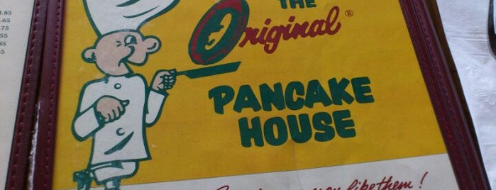 The Original Pancake House is one of Places to Eat in San Diego.