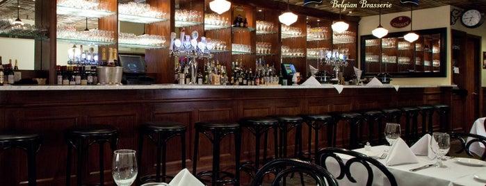 Brabant Belgian Brasserie is one of manhattan restaurants.