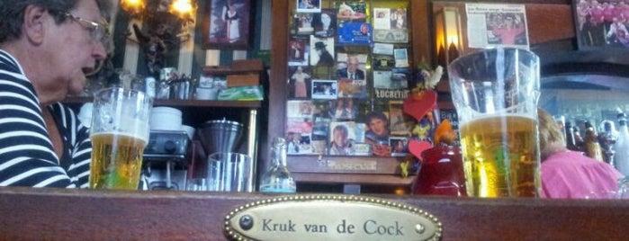 Café Lowietje is one of My favorites in Amsterdam.