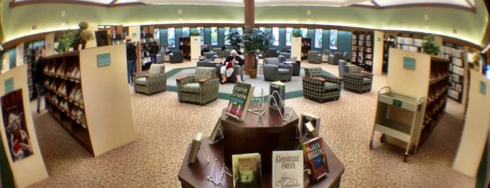 Brookfield Public Library is one of Best of Brookfield.