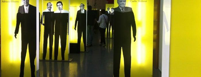 La Triennale di Milano is one of MilanoX.