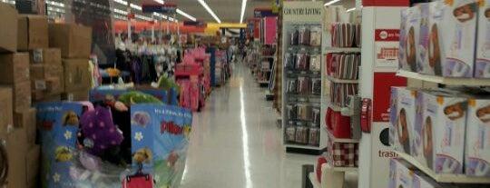 Super Kmart Center is one of favorites.
