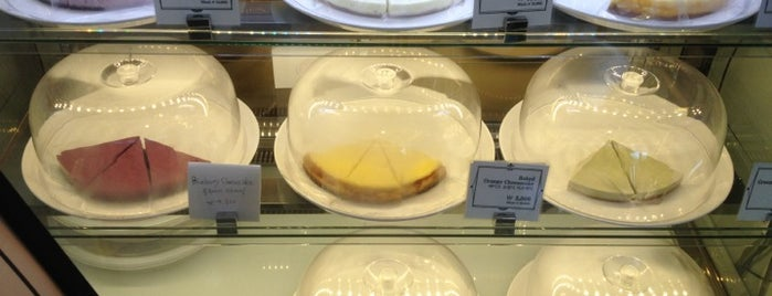 The Cheesecake is one of Coffee&desserts.