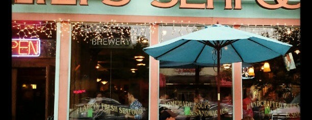 Lily's Seafood Grill & Brewery is one of Guide to Royal Oak's best spots.