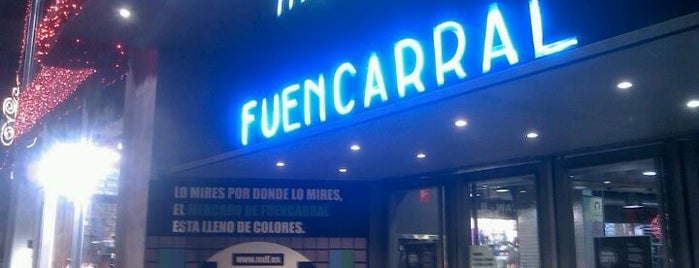 Mercado de Fuencarral is one of Típico en mi.