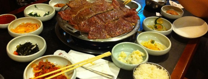 Yechon Korean & Japanese Restaurant is one of Top picks for Asian Restaurants.