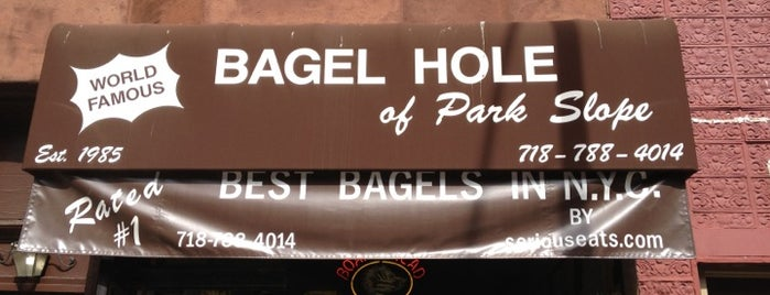 Bagel Hole is one of Brooklyn.