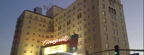 The Hollywood Roosevelt is one of The Historical Landmarks of LA Noire.