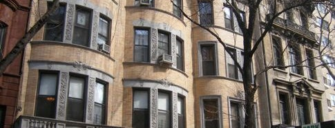 Former James Dean Apartment is one of Architecture - Great architectural experiences NYC.