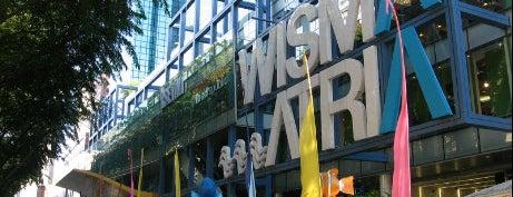 Wisma Atria is one of Retail Therapy Prescriptions.