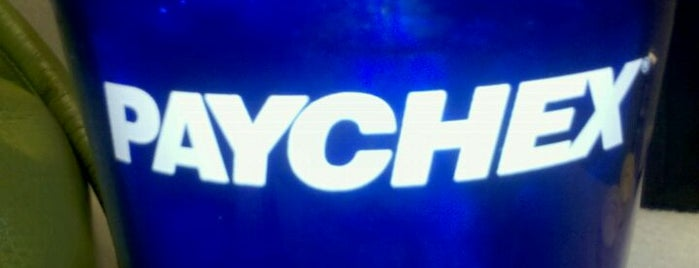 Paychex Inc is one of The Best Spots In Rochester, NY.