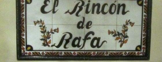 El Rincon De Rafa is one of Foodies in Manchester.