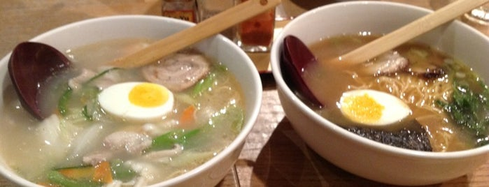 Kenji Tei Ramen House is one of Fave Japanese Places.