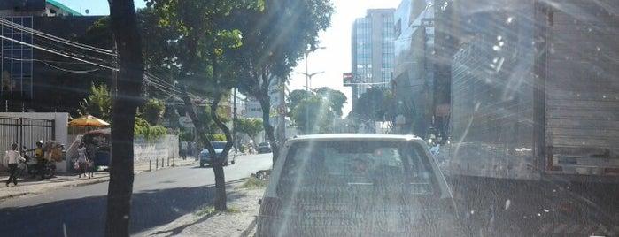 Avenida Heráclito Graça is one of Caminho.