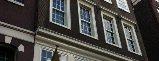 Museum Ons' Lieve Heer op Solder is one of My favorites in Amsterdam.