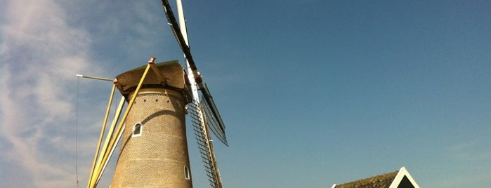 Molen De Eersteling is one of Dutch Mills - North 1/2.