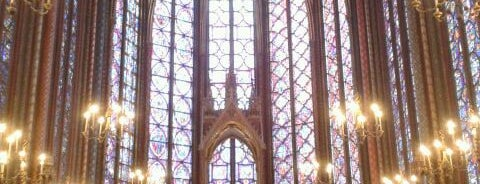 Sainte-Chapelle is one of Must-See Attractions in Paris.