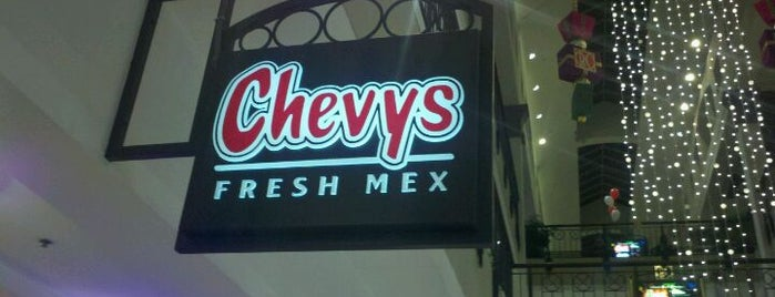 Chevys Fresh Mex is one of Why Is the Rum Always Gone!?.