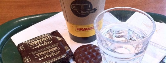 Havanna is one of Buenos Aires.