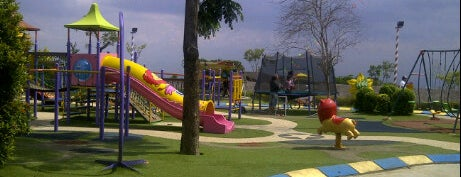 Kampung Gajah Wonderland is one of All-time favorites in Indonesia.