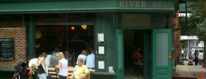 River Deli is one of South Brooklyn.