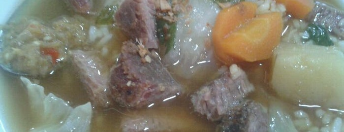 Sop Gowangsan is one of The 20 best value restaurants in Pati, Indonesia.