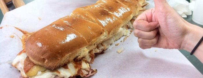Sarussi Subs is one of My Favorite Places To Eat.