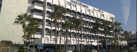 AlHamra Pullman Hotel | فندق بول مان الحمراء is one of Must Visit Places In Jeddah (Saudi Arabia).