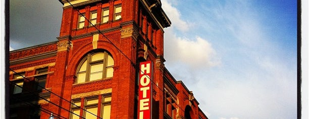 Gladstone Hotel is one of Must-visit Music Venues in Toronto.
