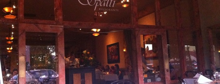 Spalti Ristorante is one of OrderAhead Restaurants.