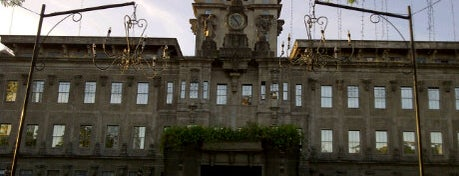 University of Santo Tomas is one of Metro Manila.