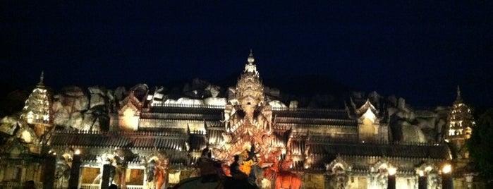 Phuket FantaSea is one of My TripS :).