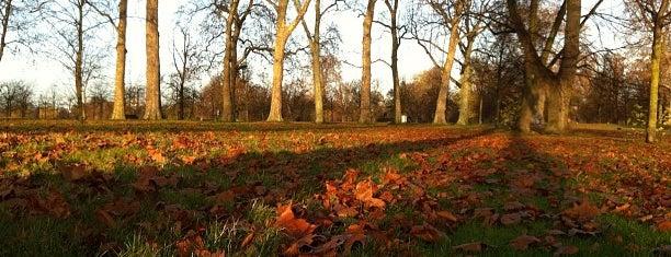 Kensington Gardens is one of My United Kingdom Trip'09.