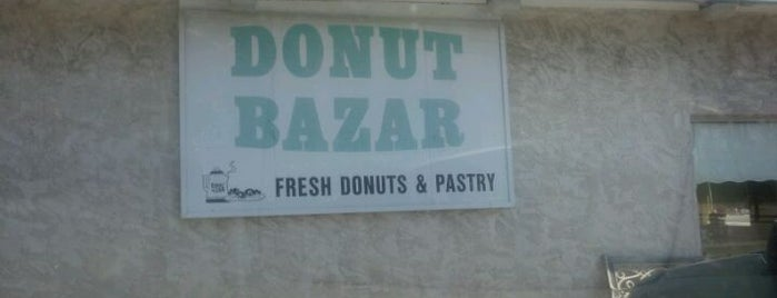 Donut Bazar is one of donuts.